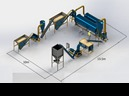 News : Pellet production line :