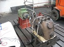 Components for rail program : Overhauling of wheelsets : Testing of tram reducer