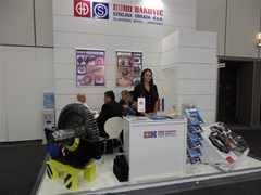 The participation of ĐĐ Strojna obrada d.o.o. on the largest railway exhibition Innotrans 2014