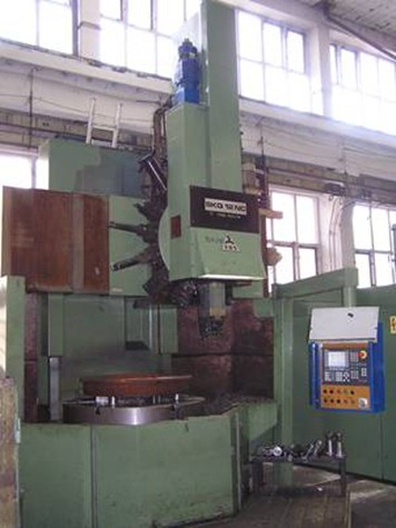 Machining service : Machining service and induction hardening
