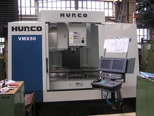 CNC (vertical) machining center : CNC vertical machining center
